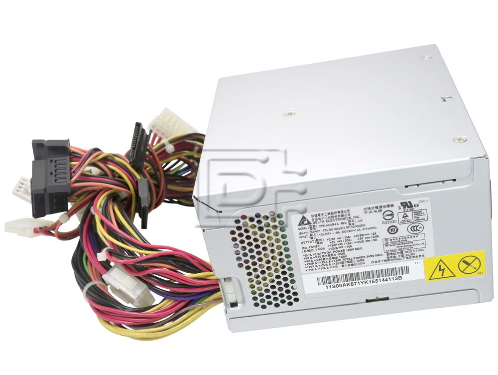 IBM 00AK872 DPS-400AB-9 46M6675 46M6678 IBM Lenovo Power Supply image 2