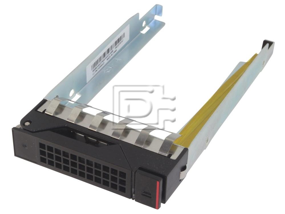 "NEW IBM Lenovo ThinkCentre RD350 RD650 RD550 2.5/"" HDD Tray caddy 03T8147 RD450"