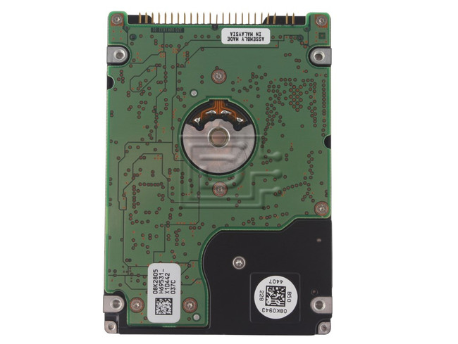 Hitachi 08K0939 HTS726060M9AT00 C7475 HTS726060M9AT Laptop IDE ATA100 Hard Drive image 2