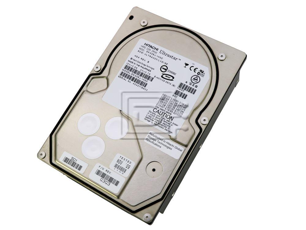 Hitachi 08K2166 DK32EJ-14NC SCSI Hard Drives image 2