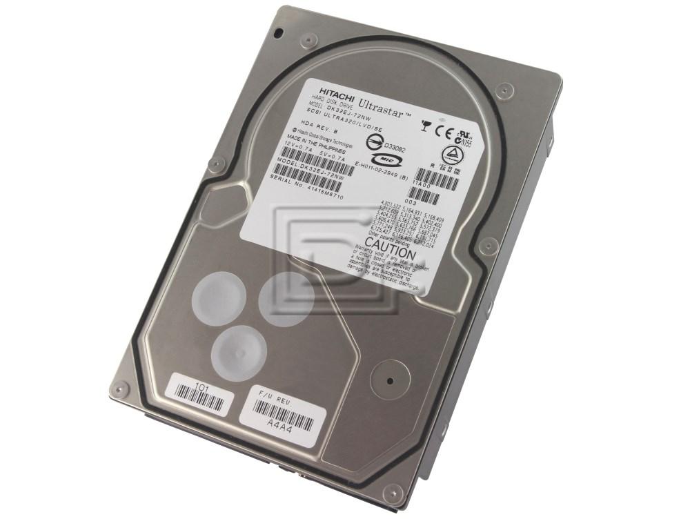 Hitachi 08K2258 DK32EJ-72NW 8K2258 SCSI Hard Drives image 1