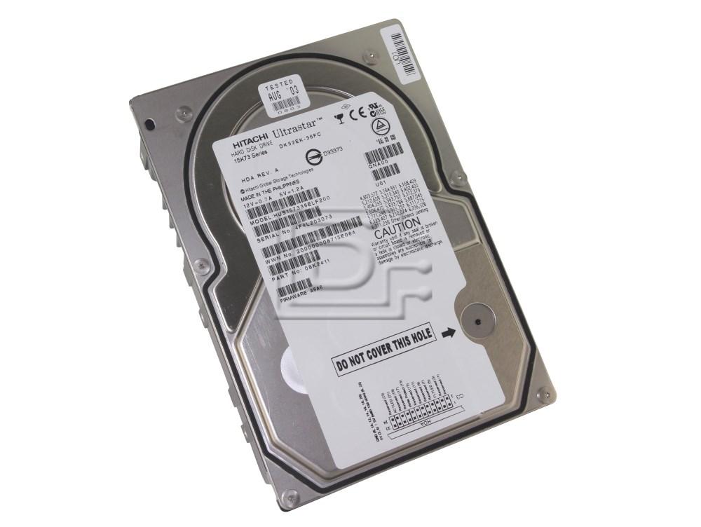 Hitachi 08K2411 Fibre Channel Hard Drive image 1