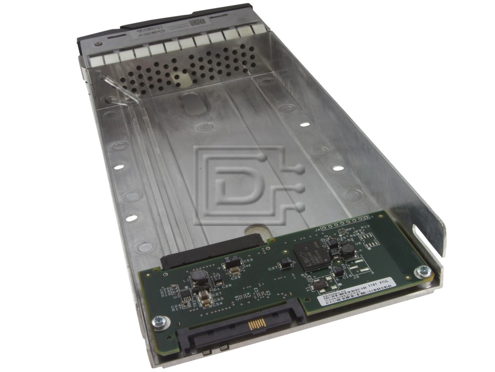 Dell Equallogic PS4000 PS5000 PS6000 Hard Drive Caddy with Interposer Board 0935219-04