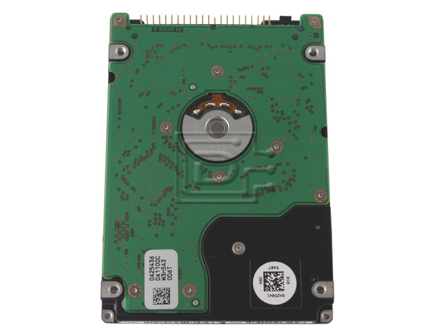 Hitachi 0A26587 Laptop IDE ATA100 Hard Drive image 2