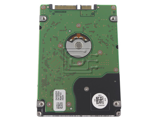 Hitachi 0A26618 HTE721010G9SA00 Laptop SATA Hard Drive image 2