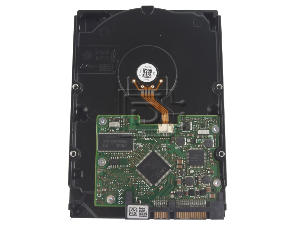 Hitachi 0A38028 HDE721010SLA330 Enterprise 1TB 1000GB SATA Hard Drive image 2