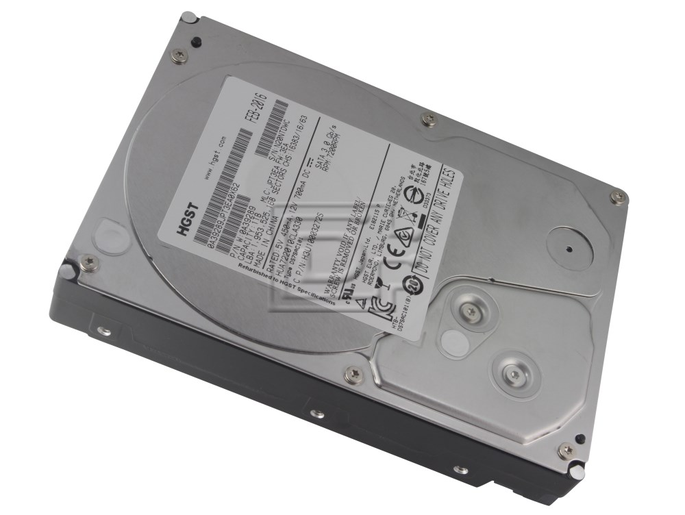 Hitachi 0A39289 HUA722010CLA330 SATA Hard Drive image 1