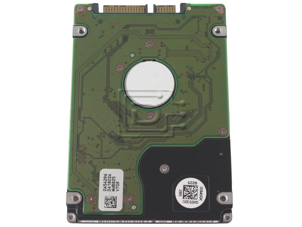 Hitachi 0A54891 HTS542580K9SA00 Laptop SATA Hard Drive image 2