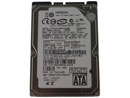"Hitachi 0A55028 HTS541680J9SA00 HP128 0HP128 Laptop SATA 2.5"" Hard Drive"