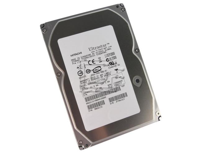 Hitachi 0B22131 HUS153014VLS300 0B22173 0B22178 SAS Hard Drives image 1