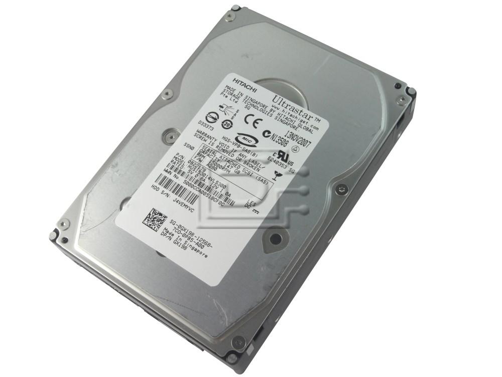 Hitachi 0B22178 HUS153014VLS300 0B22173 GX198 0GX198 SAS Hard Drives image 2