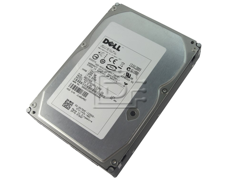 Hitachi 0B23460 HUS154530VLS300 0H704F H704F SAS Hard Drives image 1