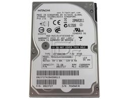 Hitachi 0B23727 HUC151473CSS600 SAS SFF Hard Drives