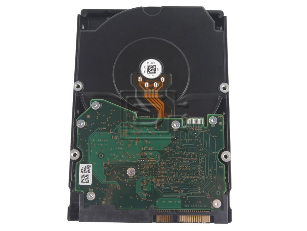 Hitachi 0B26312 HUS723020ALS640 SAS Hard Drive image 2