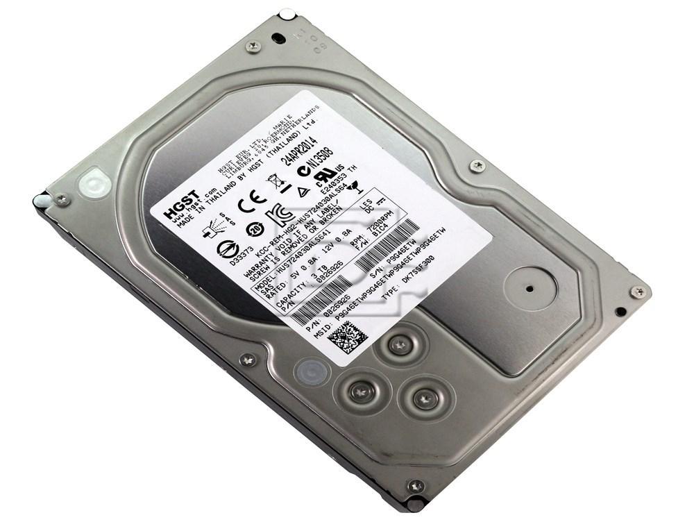HGST Ultrastar 0B26926 7K400 HUS724030ALS641 3TB 35in LFF SAS HD