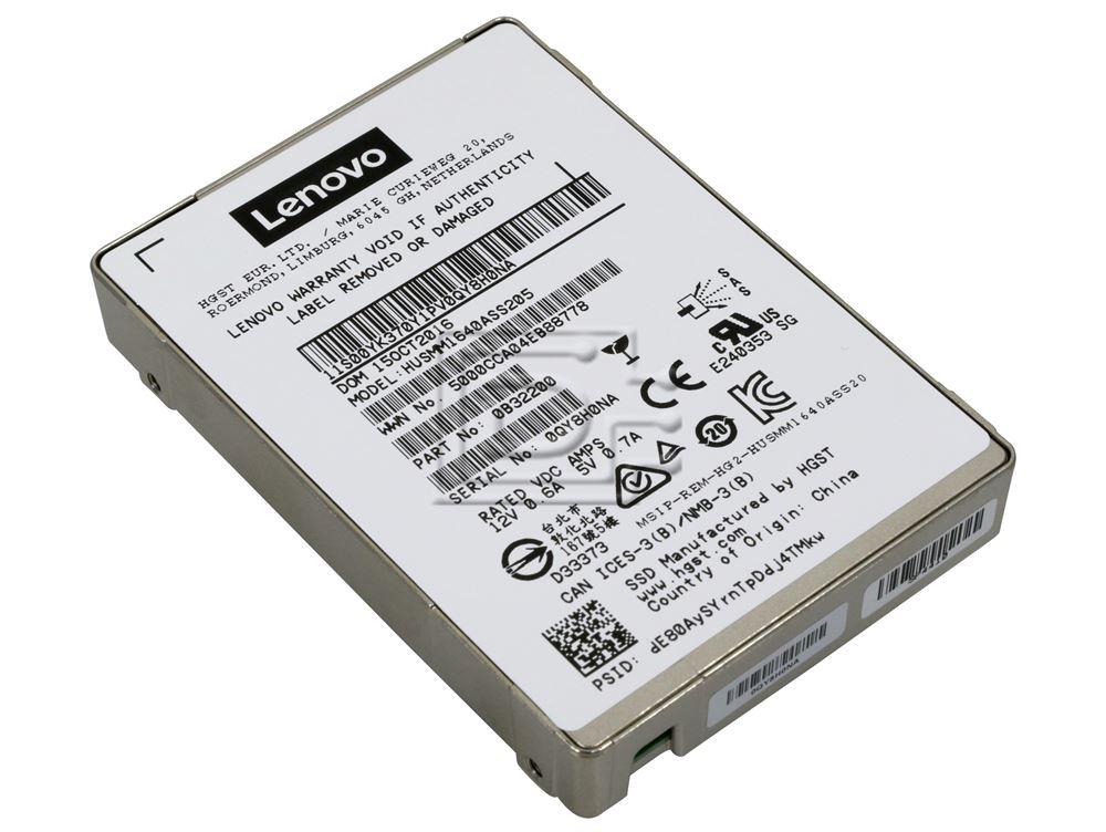 Hitachi 0B32200 HUSMM1640ASS205 HUSMM1640ASS200 SAS Solid State drive image 2