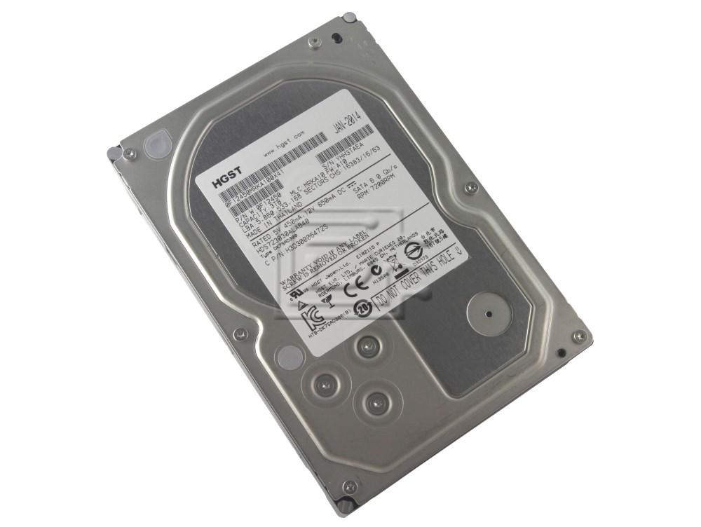 Hitachi 0F12450 HDS723030ALA640 SATA Hard Drive image 2
