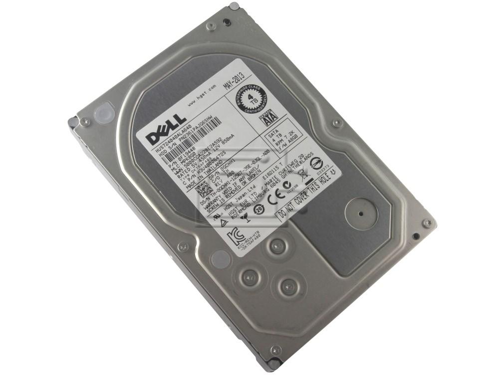 Hitachi 0F19448 HUS724040ALA640 GCHH1 0GCHH1 0N36YX N36YX SATA Hard Drive image 2