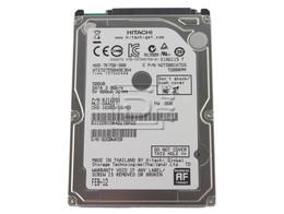 """Hitachi 0J12281 HTS727550A9E364 H2T5001672S 500GB 2.5"""" Laptop SATA Hard Drive"""