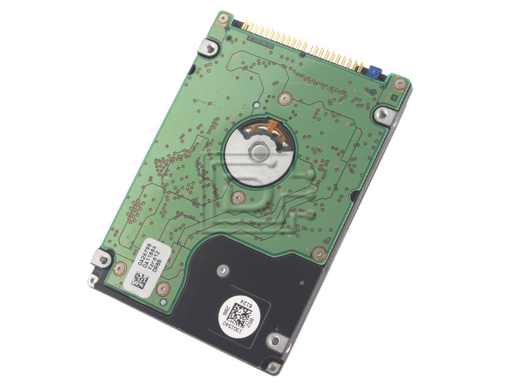 Hitachi 13G1584 HTS541080G9AT00 Laptop IDE ATA100 Hard Drive image 2