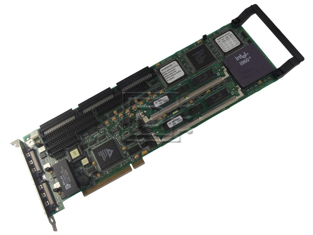 Dell 1631T 01631T SCSI RAID Controller image 2