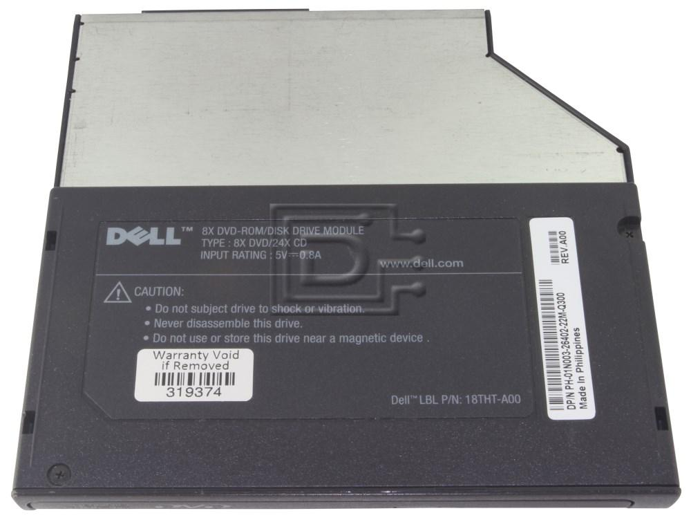 Dell 18THT DVD-ROM Module image 1