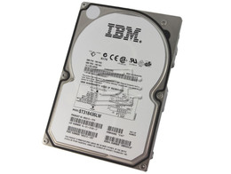 IBM 19K1480 68-Pin SCSI Hard Drive