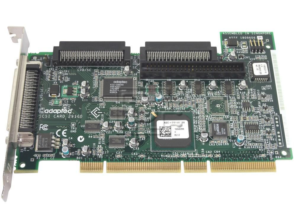 ADAPTEC 29160 SCSI Controller image 1