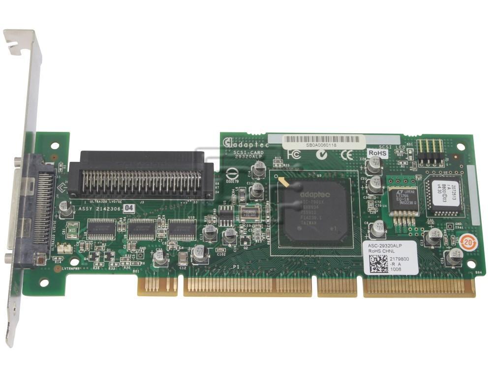 ADAPTEC 29320ALP-R SCSI Controller PCI-X image 1