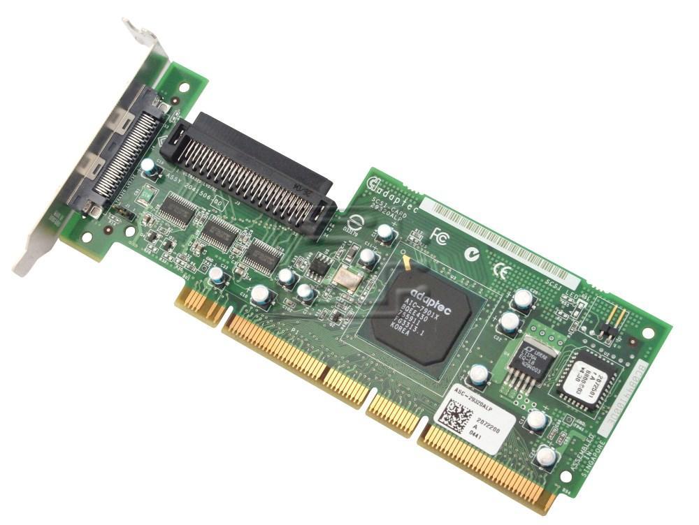 ADAPTEC 29320LP-R SCSI Controller image 1