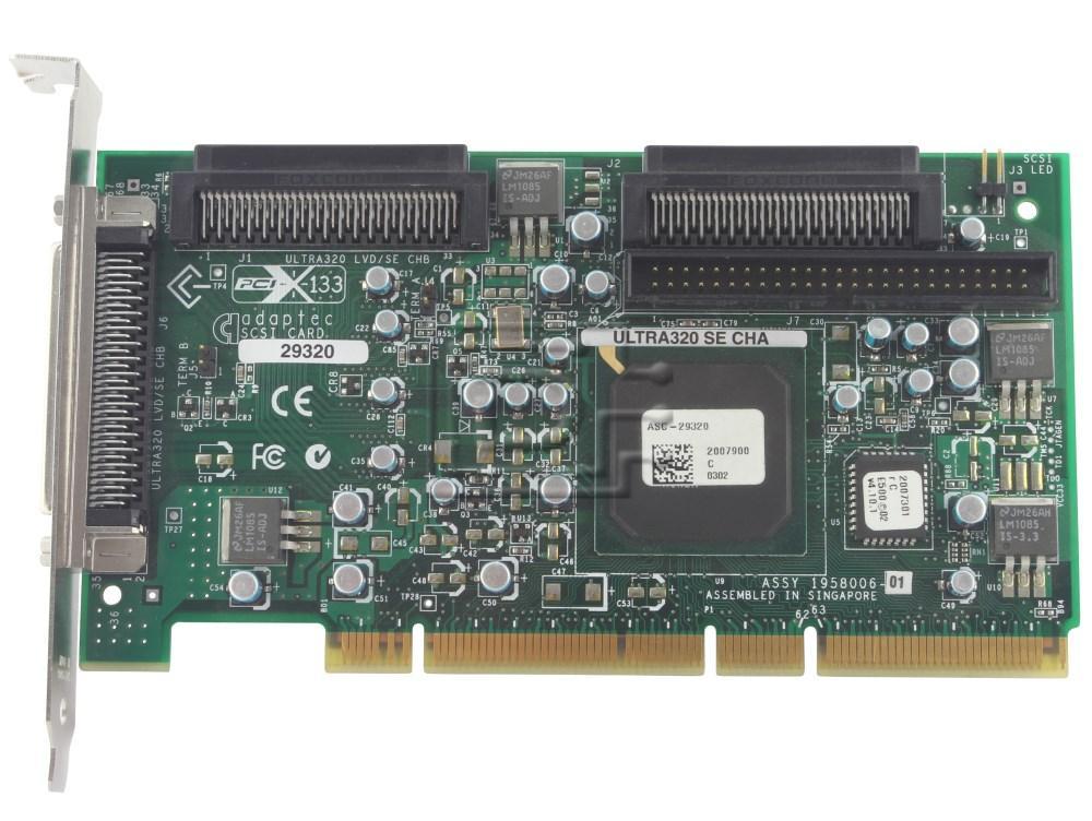 ADAPTEC 29320 SCSI Controller image 1