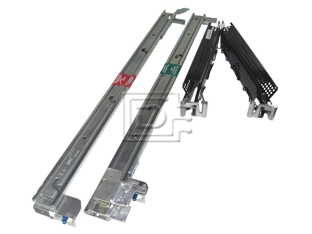 Dell 310-1748 FJ460 9K512 1P988 8Y106 G4077 HH932 U4465 U4466 4Y826 Dell PowerEdge Rails / Rack Rail Kit image 1