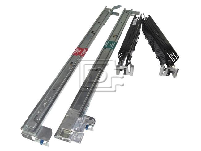Dell 310-1749 9K519 W4546 0W4546 09K519 MX-0W4546-54012-4BC-0569 9K513 09K513 JJ014 0JJ014 Dell Versa Rack Rail Kit image 1