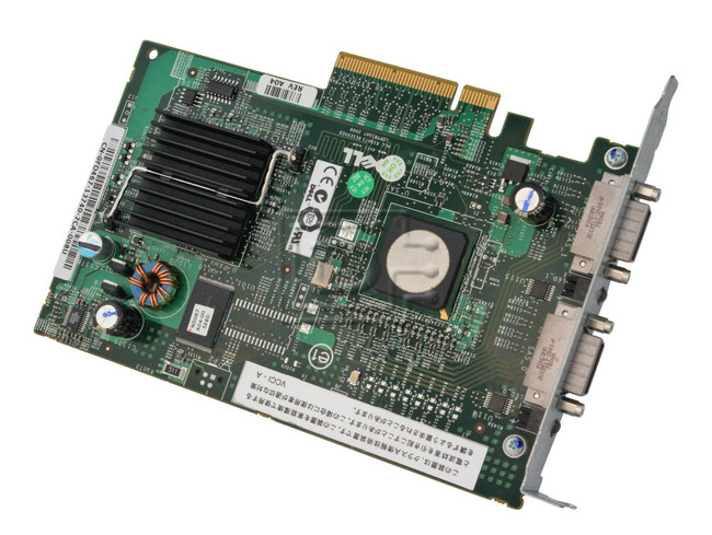 Dell 310-8285 CG782 FG210 FD467 M778G P455G SAS / Serial Attached SCSI RAID Controller Card image 1