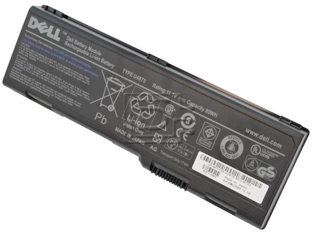 Dell 312-0429 YF976 U4873 D5318 Laptop Battery image 2
