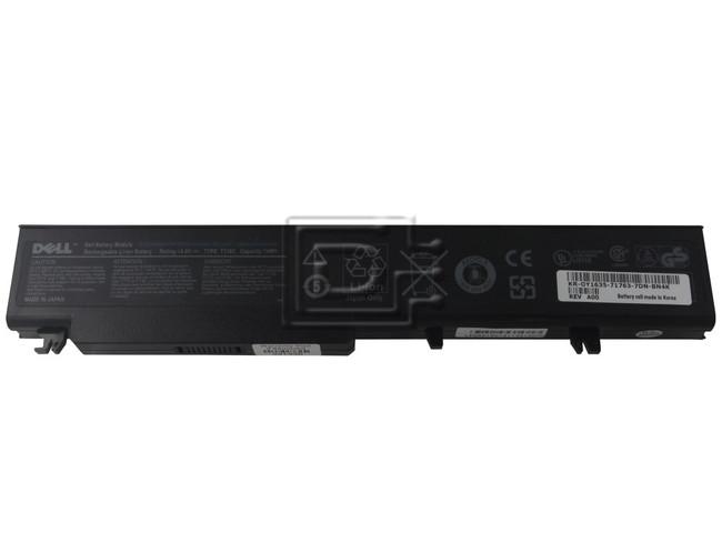 Dell 312-0741 P726C 0P726C G280C 0G280C T118C 0T118C Dell Vostro Series Laptop Battery image 1