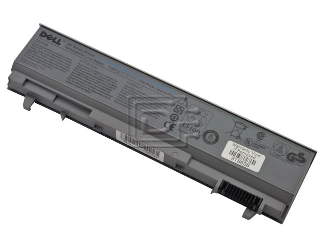 Dell 312-0748 KY477 PT434 FU274 KY266 0KY266 FU439 0FU439 Latitude E Series M4400/2400 Laptop Battery image 2