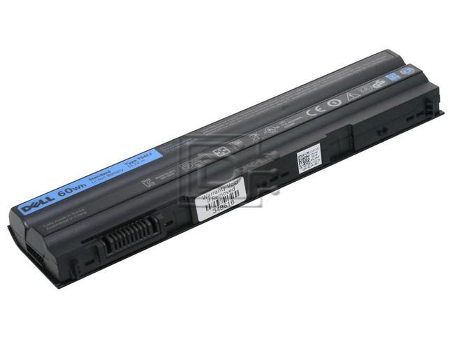 Dell 312-1324 DHT0W 0DHT0W T54FJ 0T54FJ 5CGM4 05CGM4 Latitude E Series Laptop Battery image 1