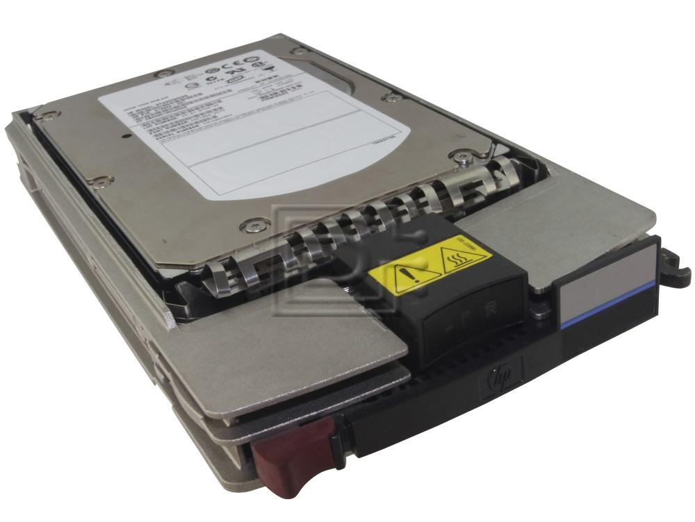 Compaq 36.4GB hard drive SCSI Ultra320 15K w//tray