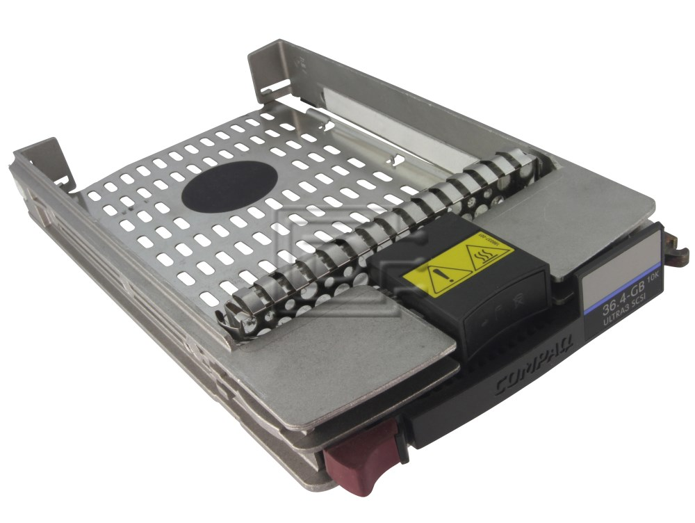 Compaq 313370-006 HP / Compaq Proliant Hard Drive Tray / Caddy image 1