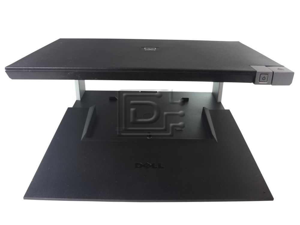 Dell 330-0875 W005C 0J858C J858C 0W005C PW395 0PW395 H3XPH 0H3XPH E/Monitor Stand for E-Series Latitude Laptops image 1