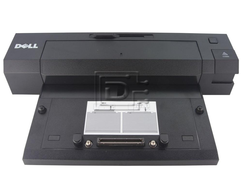 Dell 331-6304 GNPHP 0GNPHP PR02X 0PR02X 035RXK 35RXK Y72NH 0Y72NH CY640 0CY640 PKDGR PVCK2 0PVCK2 E/Port Plus Port Replicator USB 3.0 image 2