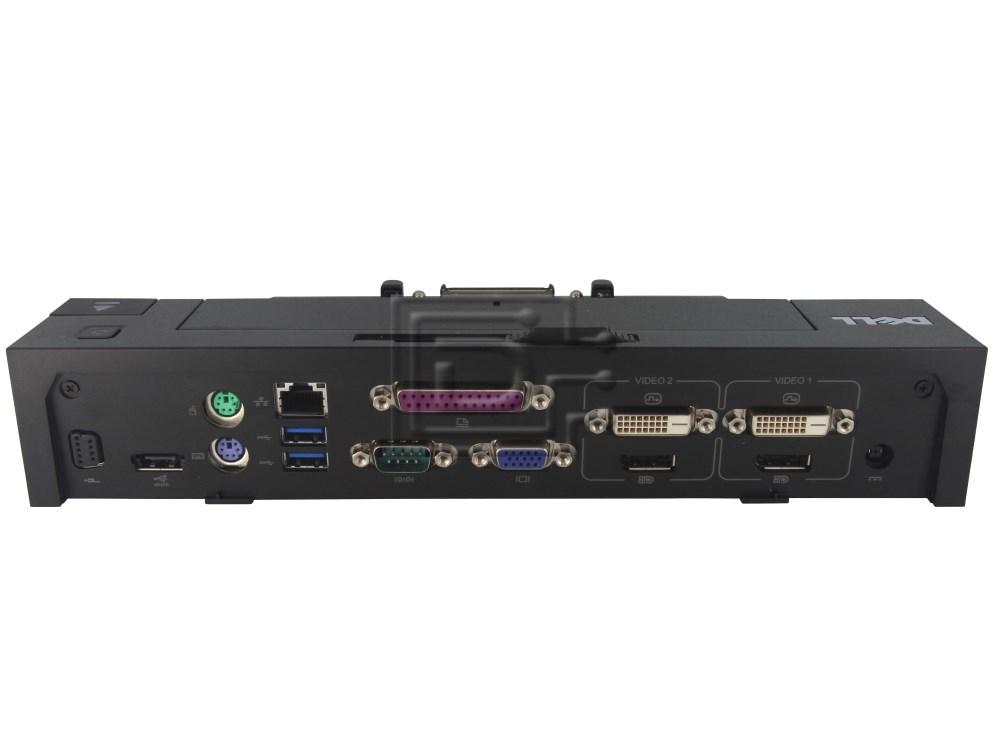 Dell 331-6304 GNPHP 0GNPHP PR02X 0PR02X 035RXK 35RXK Y72NH 0Y72NH CY640 0CY640 PKDGR PVCK2 0PVCK2 E/Port Plus Port Replicator USB 3.0 image 3