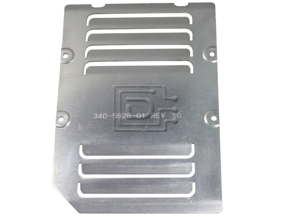 SUN MICROSYSTEMS 340-5928 SUN SPUD Caddy / Tray Heat Plate image 1