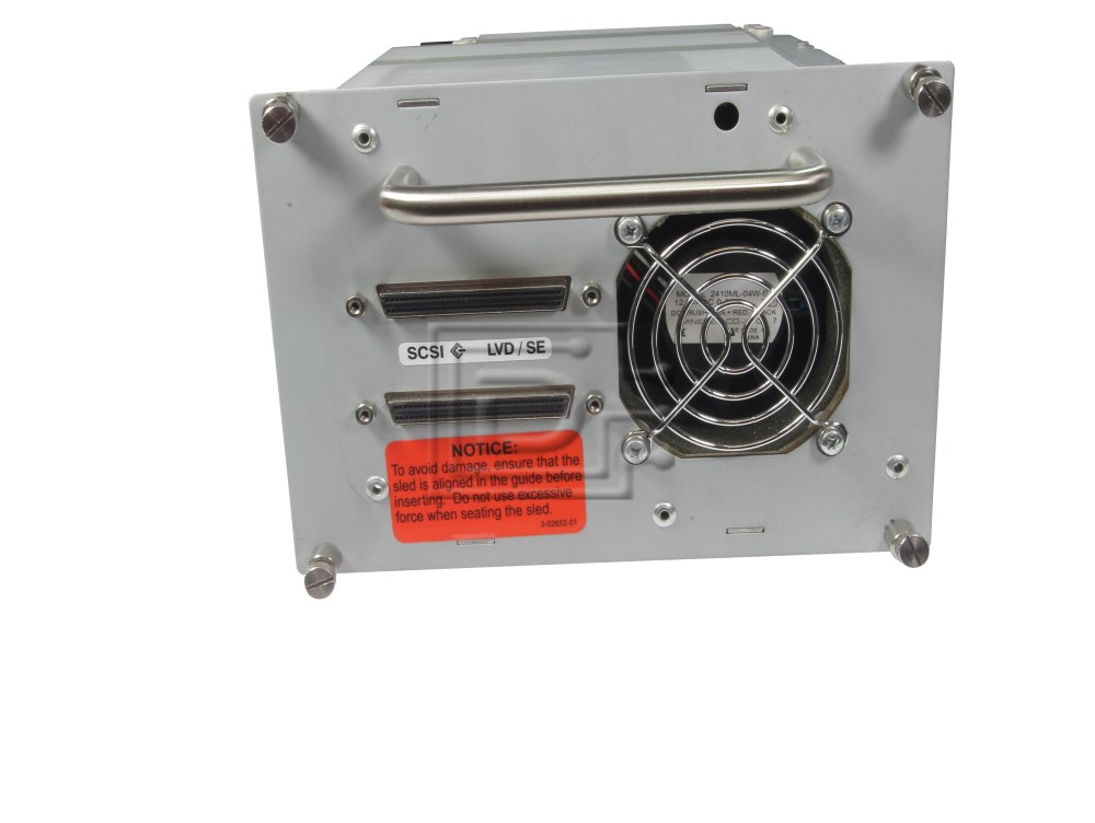 Dell 341-2744 MF968 DD165 0MF968 0DD165 SCSI Hard Drive image 1