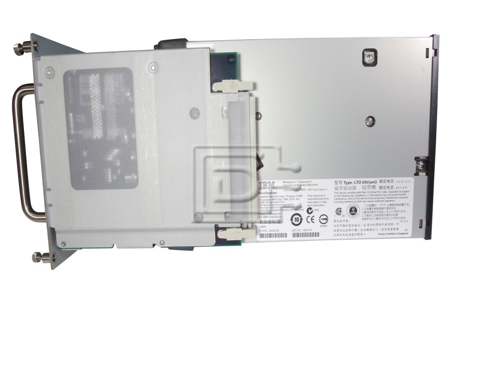 Dell 341-2744 MF968 DD165 0MF968 0DD165 SCSI Hard Drive image 3