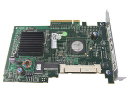 Dell 341-4341 GU186 UN939 0GU186 0UN939 341-3874 MG129 0MG129 MY412 SAS / Serial Attached SCSI RAID Controller Card