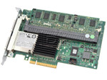 Dell 341-5898 F989F 0F989F CN-0F989F-13740-07D-00AS-A04 PR174 0PR174 W8130 SAS / Serial Attached SCSI RAID Controller Card