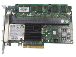Dell 341-5899 K275F 0K275F MP969 0MP969 0FY374 FY374 FU022 0FU022 0J155F J155F SAS / Serial Attached SCSI RAID Controller Card
