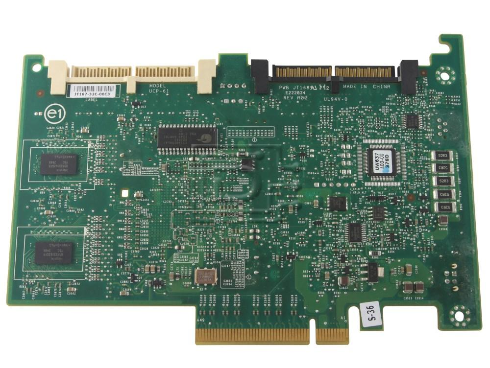Dell 341-5900 WX636 0WX636 SAS / Serial Attached SCSI RAID Controller Card image 3